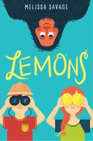 Image result for lemons book melissa savage